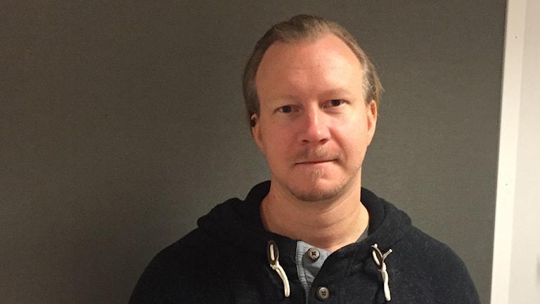Västerås stads planarkitekt Felix Blomstergren.