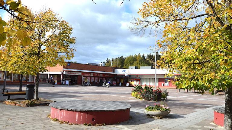 Bäckby centrum, Västerås