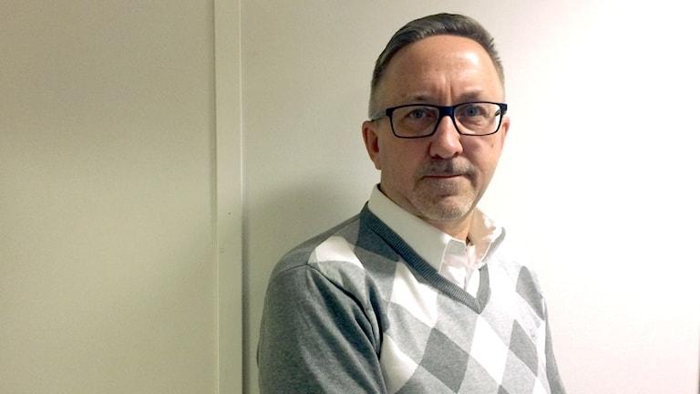 Arne Andersson på Kollektivtrafikmyndigheten.