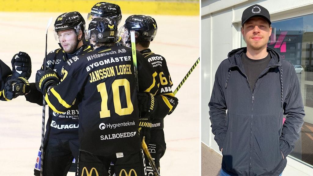 Jimmy Jansson Lorek blir VIK Hockeys nya lagkapten.