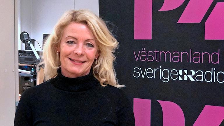 Riksdagsledamoten Pia Nilsson (S).