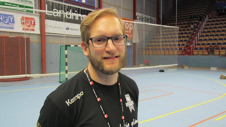 VästeråsIrstas tränare Frenne Båverud