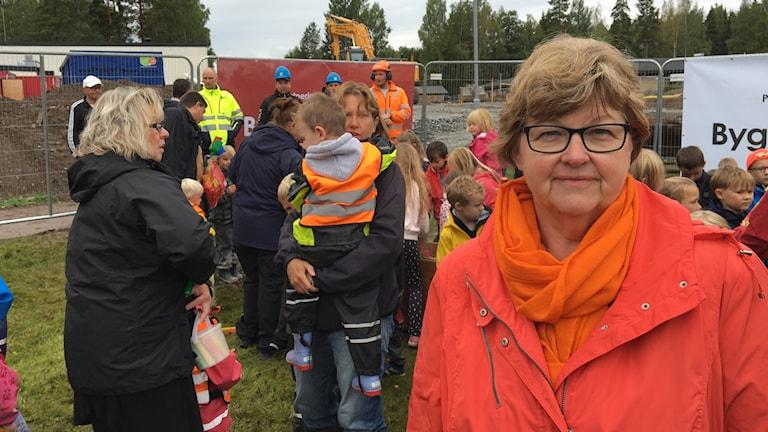 Salas kommunalråd Carola Gunnarsson