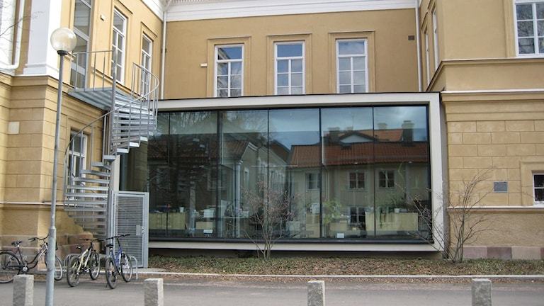 Rudbecks Utbyggnad Svartbygge P4 Vastmanland Sveriges