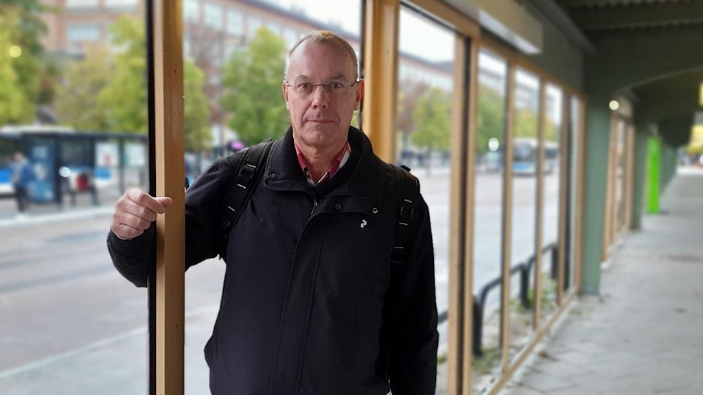 Ulf Palm, kommunikationsstrateg på Västerås stads teknik- och fastighetsförvaltning.