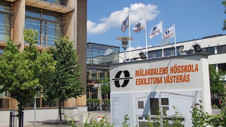 Mälardalens högskola i Västerås