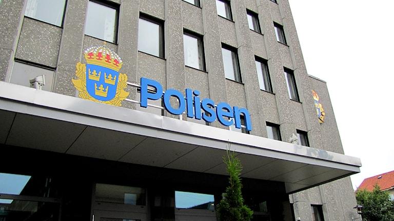 Polishuset i Västerås.
