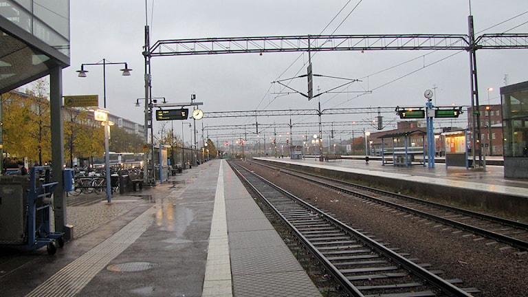 Foto: Monica Elfström/SR Västmanland.