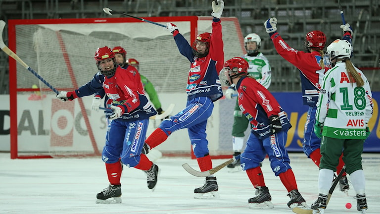 SM-final bandy VSK Kareby