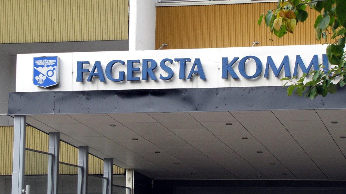 Fagersta kommun. Foto: Kristin Axinge Jaslin/SR Västmanland