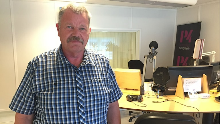Sven Fallgren, rektor