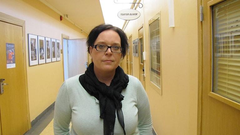 Sara Holm Stålhand, barnombud i Västerås.