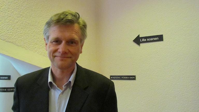 Anders Lerner, fd teaterchef på Teater Västmanland