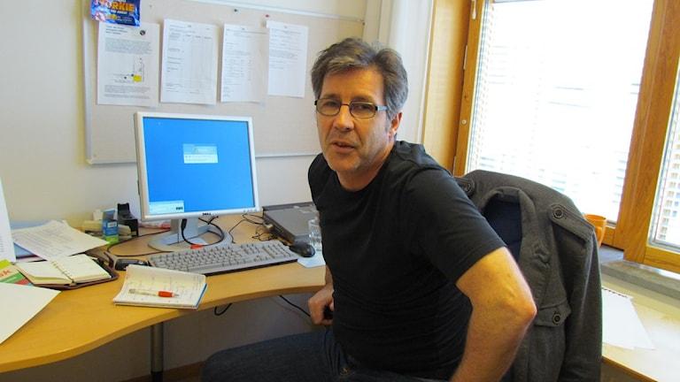 Statsvetaren är skeptiskt till att löneklyftorna kommer minska. Foto Terje Lund/SR Västmanland