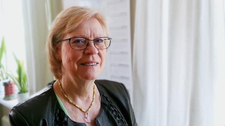Elizabeth Salomonsson (S) i Köping.