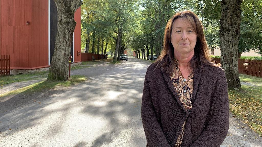 Jennie Hässlöv vd Sala silvergruva