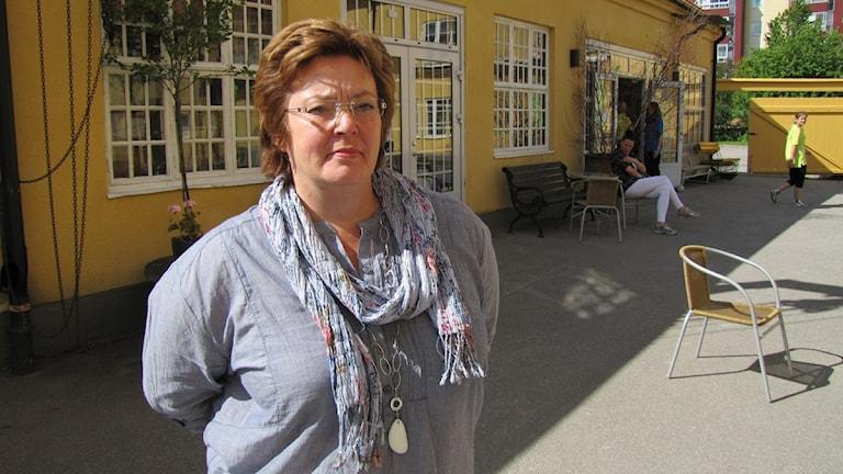 Monica Stolpe-Nordin, Studieförbundet vuxenskolan i Västmanland