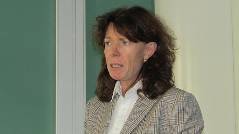 Eva Wetterstrand, direktör på Pro Aros