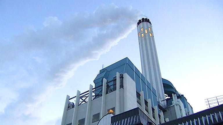 Kraftvärmeverket i Västerås