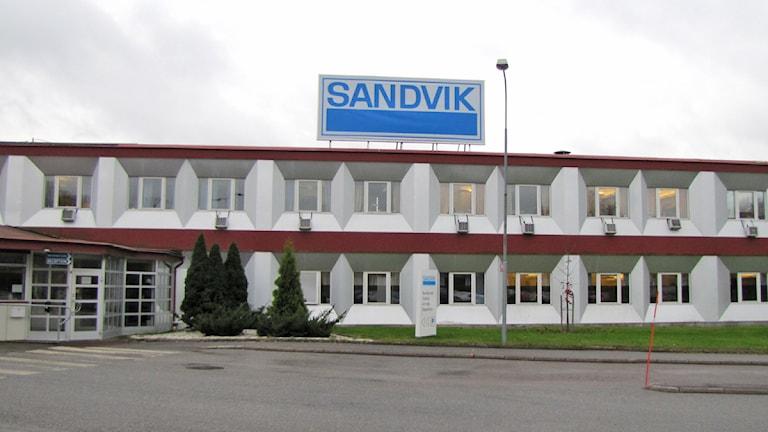 Sandvik i Hallstahammar