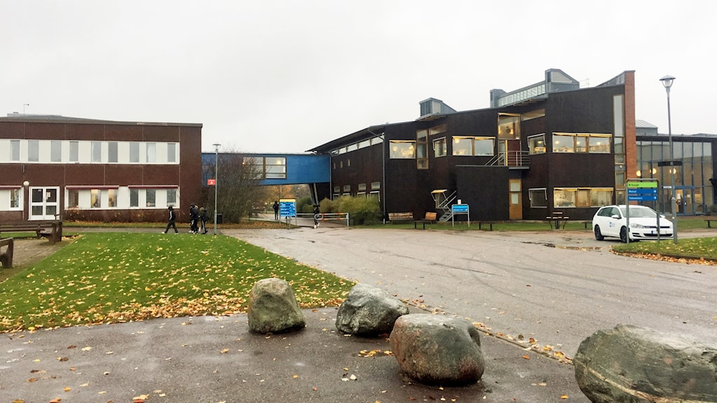 Kungsängsgymnasiet i Sala.