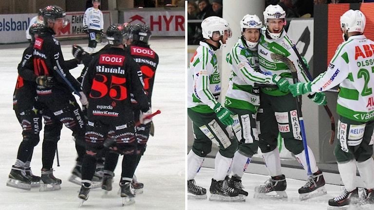 Tillberga och VSK möts i bandyderby.