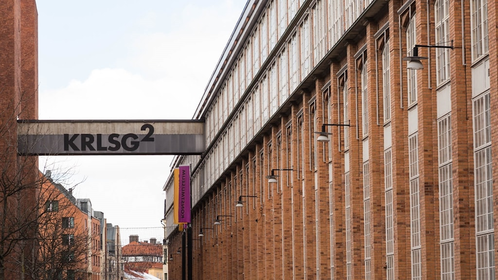 Ett hus med två museer: Västerås konstmuseum och Västmanlands läns museum.