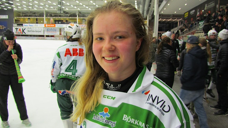 Linda Lohiniva VSK Bandy