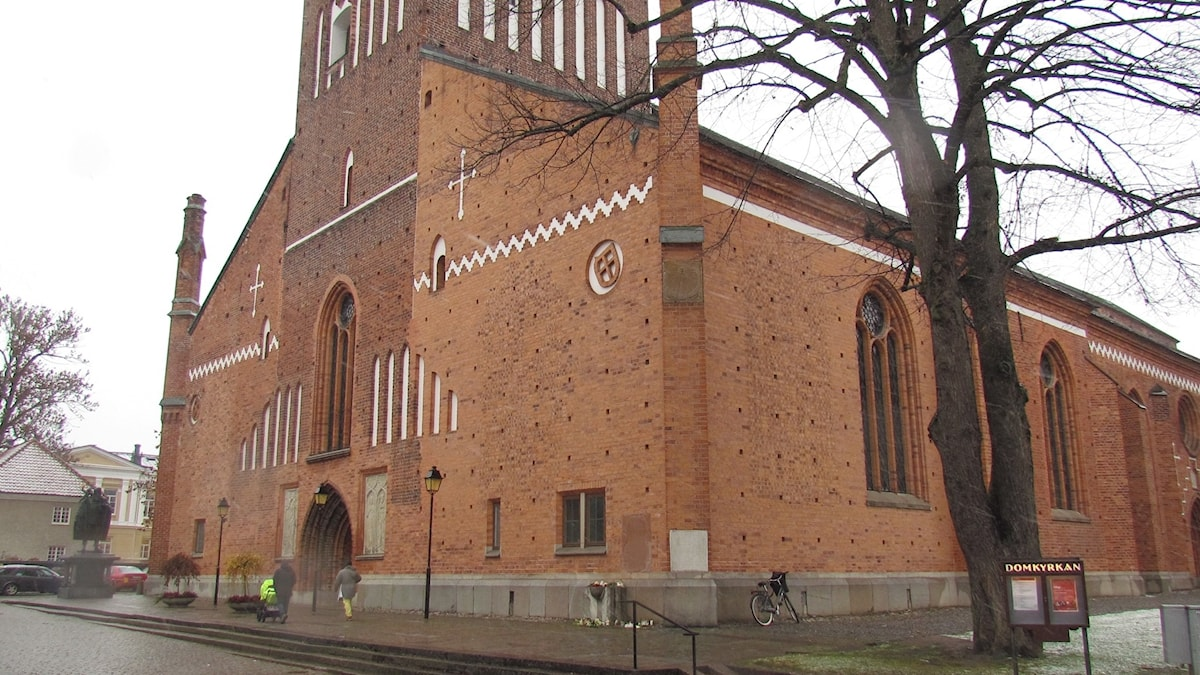 Domkyrkan Västerås. Foto: Inga Korsbäck/SR