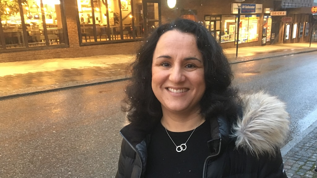 Johanna Kågestam, sektionschef för jobb- och utvecklingsgarantin på Arbetsförmedlingen i Västerås.
