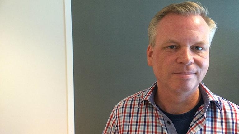 Riksdagsledamot Lars Eriksson (s)