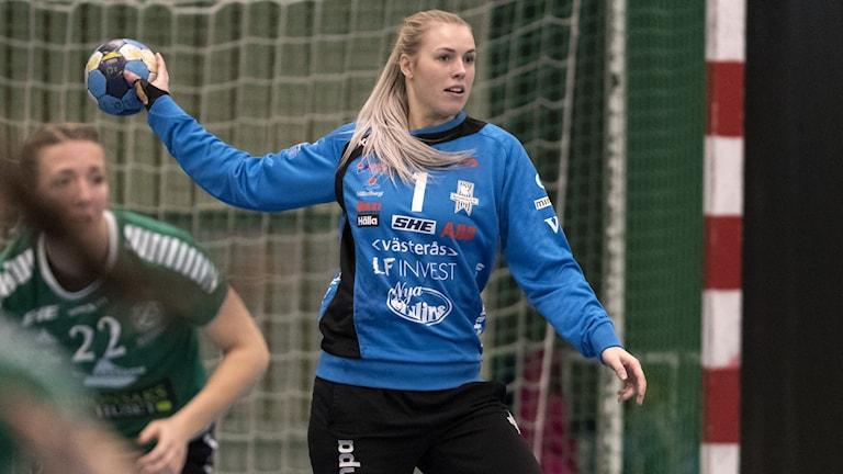 Elin Lindblom, VästeråsIrsta.