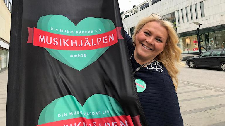 Maria Fors vd på Västerås Citysamverkan.