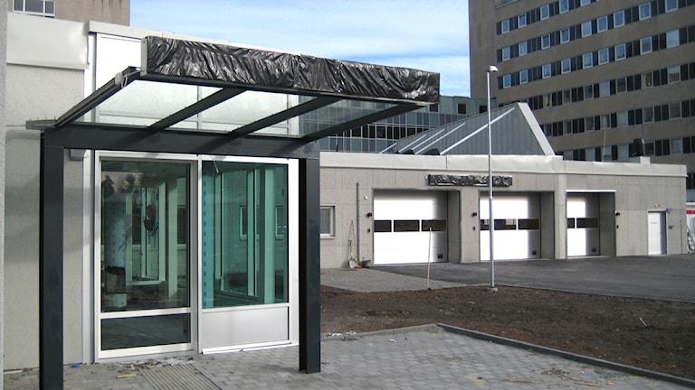 Akuten i Västerås mars 2012