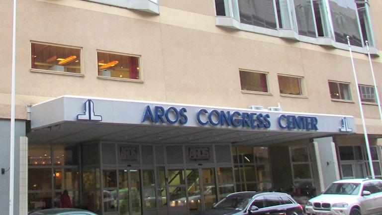 Aros Congress Centers entré / Foto: SR