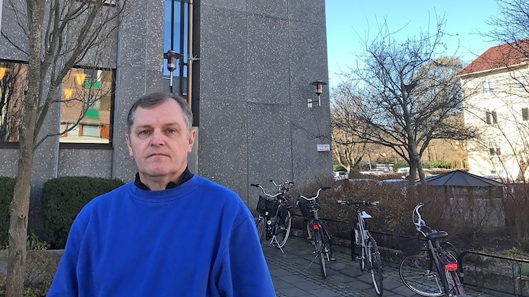 Jan-Erik Lundberg, narkotikapolis i Västerås