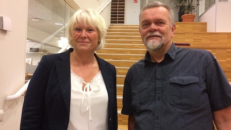 Familjerådgivarna Pia Ringeborn och Torsten Hemlin pratar om bonusfamiljen.