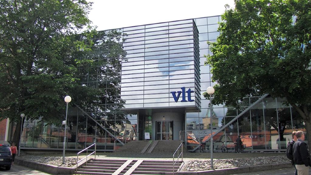 Vlt huset i centrala Västerås / Foto: Inga Korsbäck sr