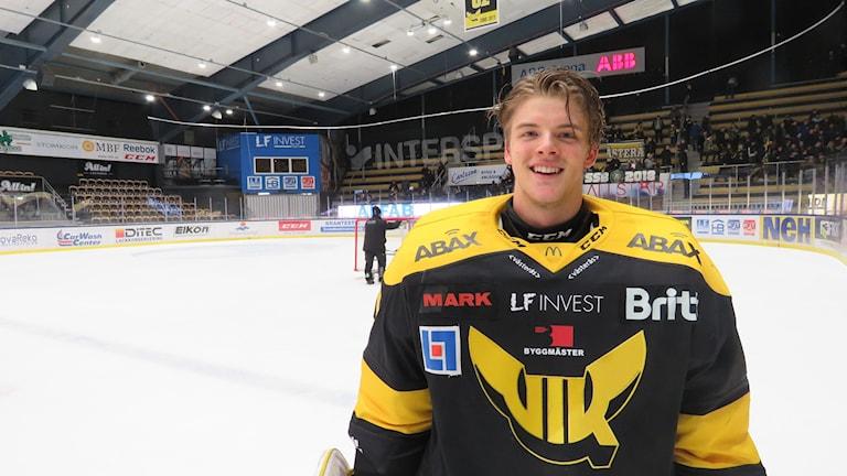 Samuel Ersson VIK Hockey