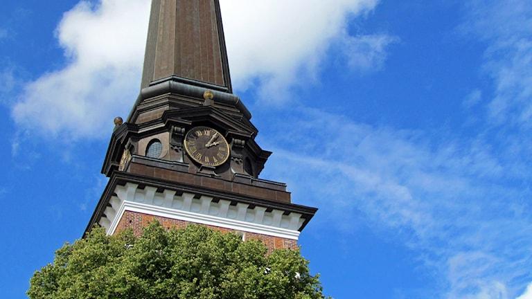 Domkyrkan i Västerås. Foto: Samira Jonsson/Sveriges Radio.