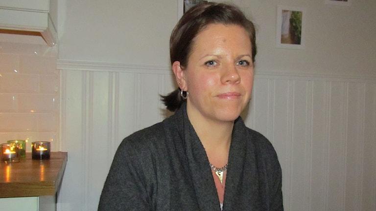 Jenny. Foto: Eva Kleppe/Sveriges Radio.