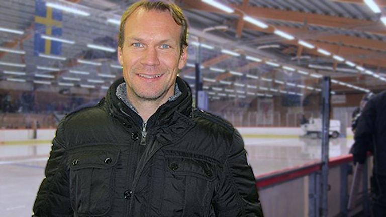 Nicklas Lidström / Foto: Eva Rehnström P4 Dalarna