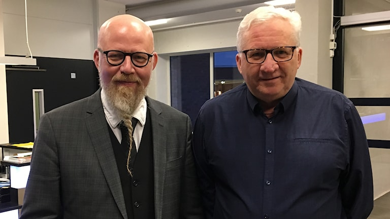 Daniel Nordström vlt och Kent Nilsson SR.