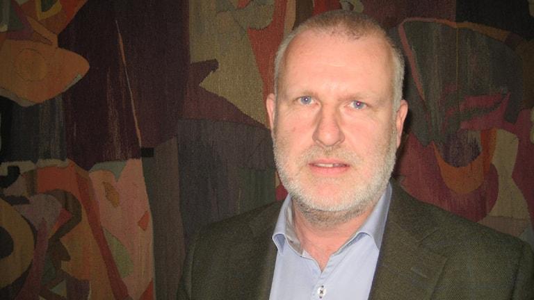 Thomas Vulcan, enhetschef vid Tekniska nämndens stab i Västerås