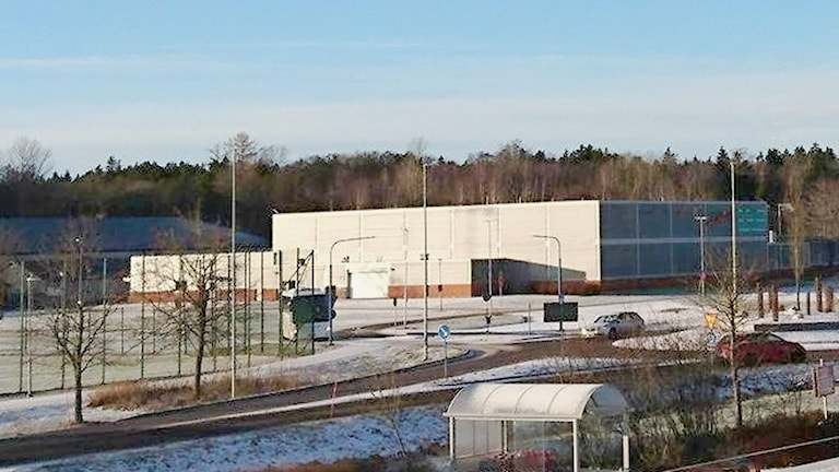 Lärkans sportfält i Sala.