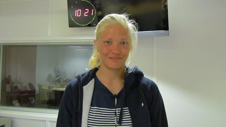 Malin Reuterwall, Västeråstjej som spelar i Umeå IK