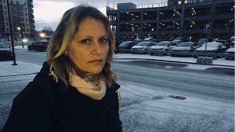 Västeråsaren Aurora Pirraku Eriksson.