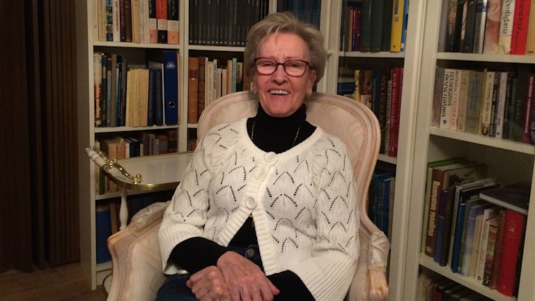 Eine Ranta kom till Sverige 1965.