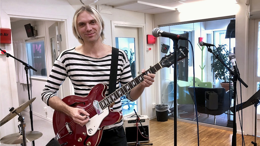 Motoboy live i P4 Västmanland