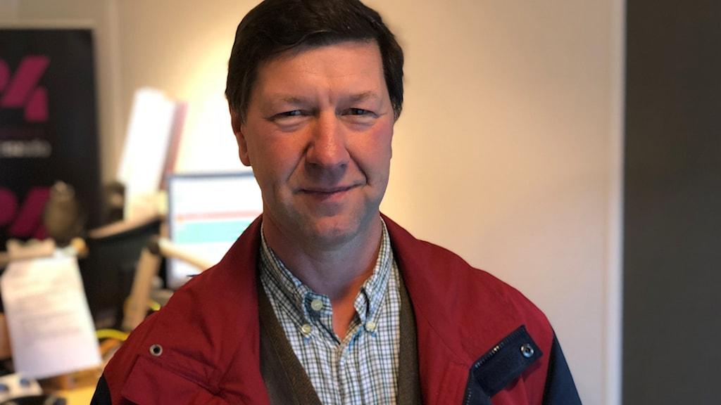 Lars Björk, jaktvårdskonsulent på Jägareförbundet